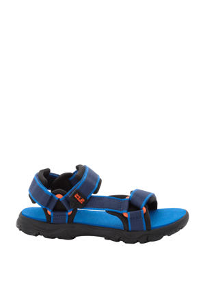 Seven Seas 3  sandalen blauw/donkerblauw kids