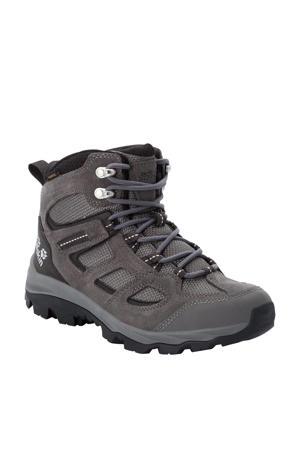 Vojo 3 Texapore  leren wandelschoenen grijs