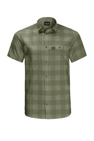 outdoor overhemd groen