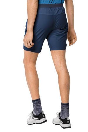 korte outdoor broek donkerblauw