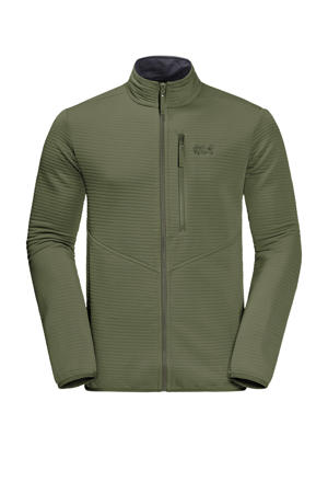 outdoor jas groen