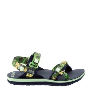 Outfresh DLX  sandalen Outfresh DLX donkerblauw/groen
