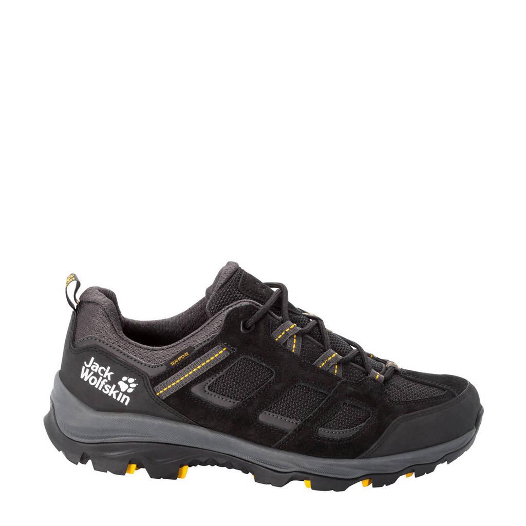 Jack Wolfskin Vojo 3  wandelschoenen Vojo 3 zwart/geel, Zwart/geel