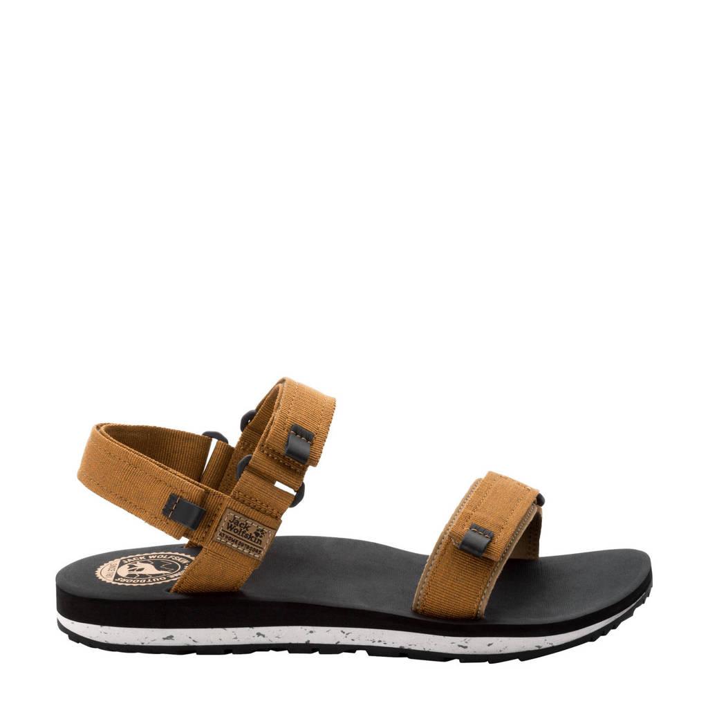 Jack Wolfskin Outfresh Sandal  sandalen Outfresh bruin/grijs, Bruin/grijs