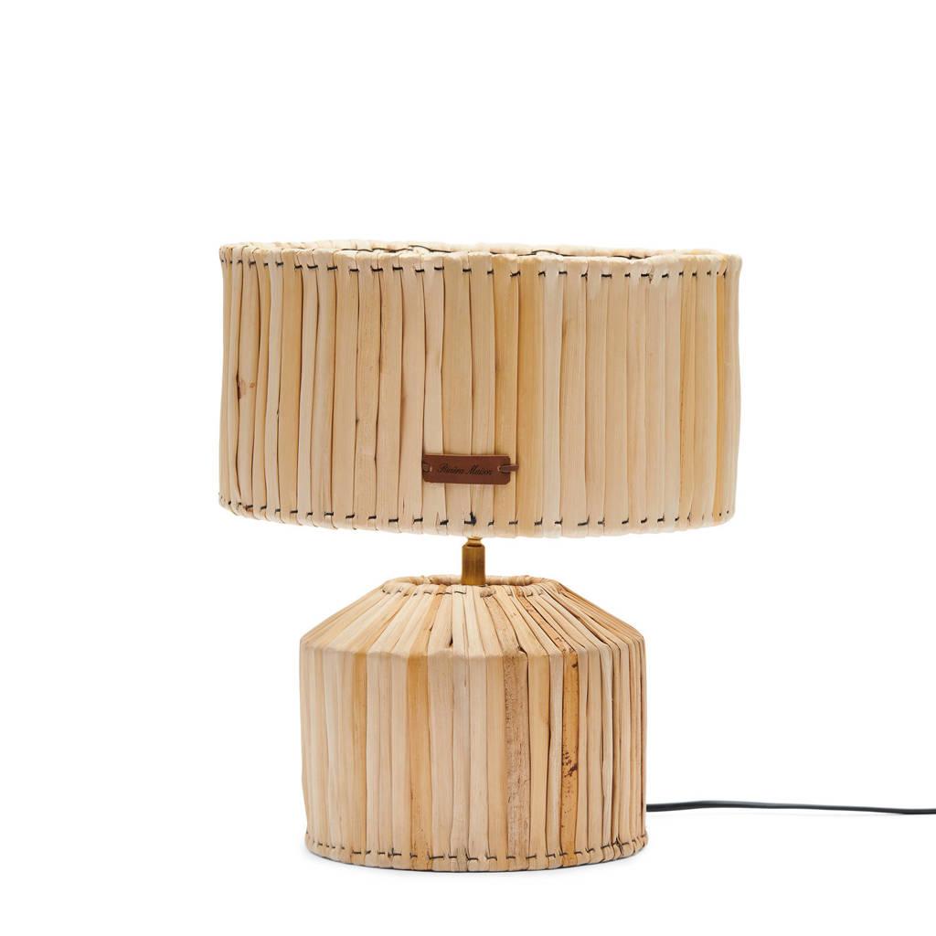 Riviera Maison tafellamp, Bruin