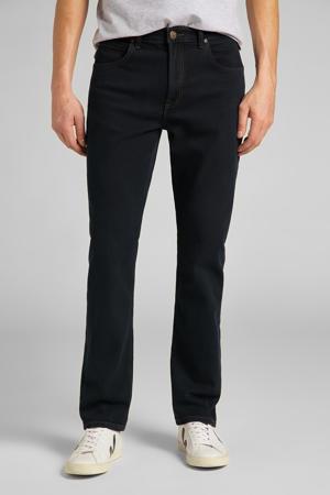 straight fit jeans Brooklyn blue black