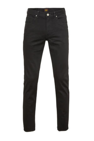 straight fit jeans Brooklyn clean black