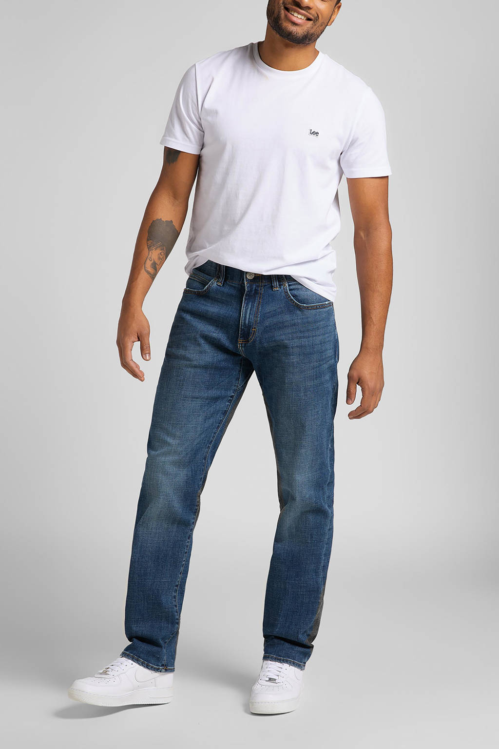 Lee slim fit jeans king, King