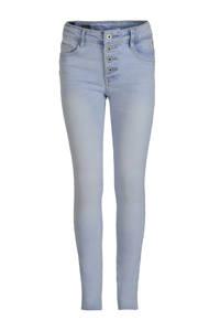 Jill & Mitch by Shoeby skinny jeans Teddy lichtblauw, Lichtblauw