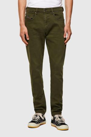 slim fit jeans D-Strukt groen