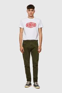 Diesel slim fit jeans D-Strukt groen, Groen