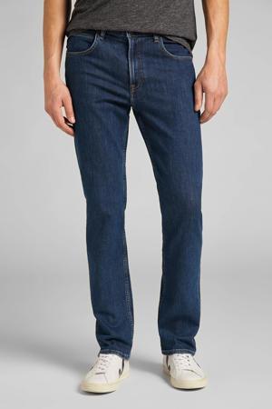 straight fit jeans Brooklyn dark stonewash