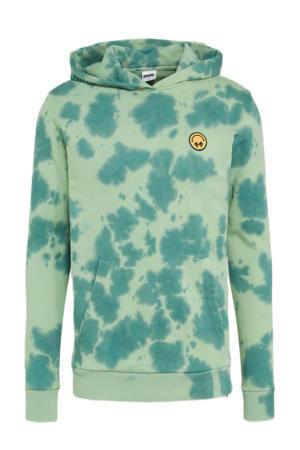 sweater van biologisch katoen 364 - sea foam