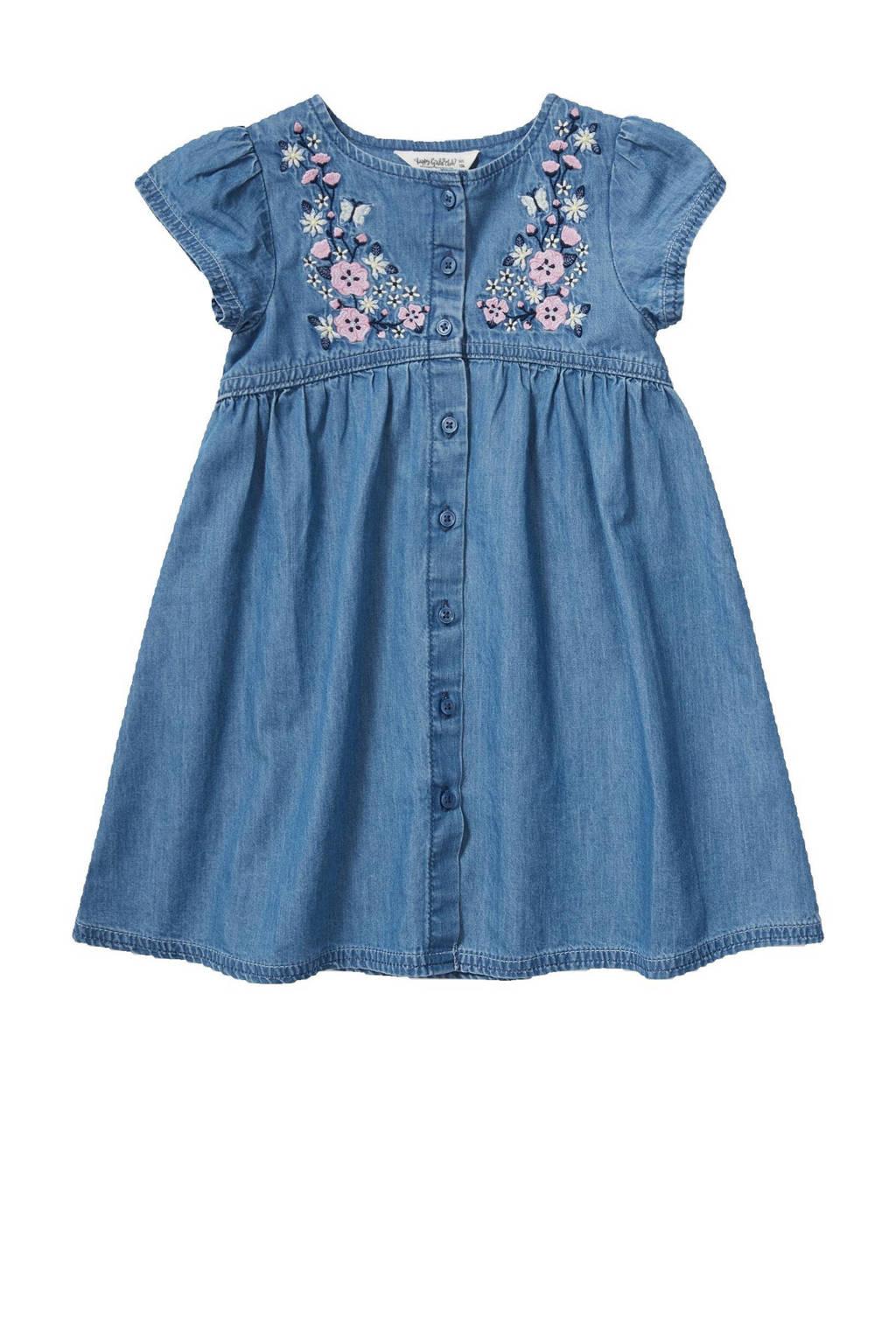 C&A Happy girls Club spijkerjurk, Blauw