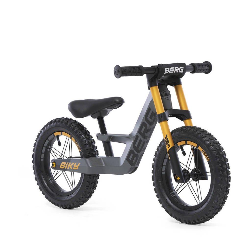 BERG loopfiets Biky Cross, Grijs