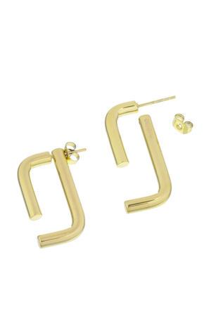 oorbellen Linked goudkleurig