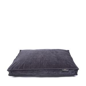 Royal Velvet - Hondenkussen - Boxbed - 90x65x9cm - Grijs
