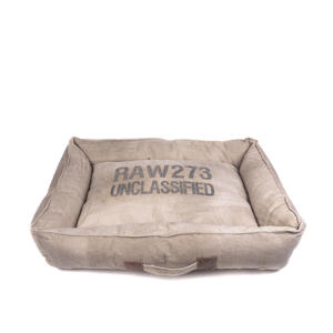 Handmade - Hondenmand  - 80x60x20cm - Zand