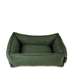 Chicago - Hondenmand - 70x55 - Groen