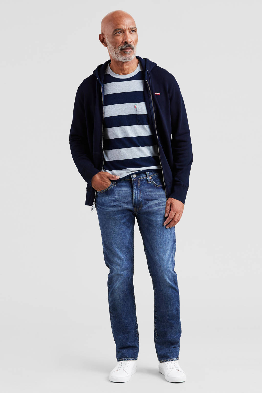 Levi's 513 straight fit jeans tree topper, Tree Topper