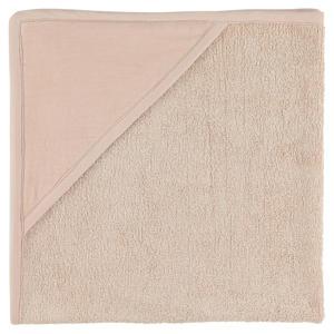 badcape Ribble 75x75 cm roze