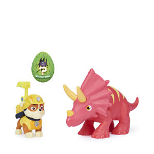 Dino Rescue Rubble and Dinosaur Action set