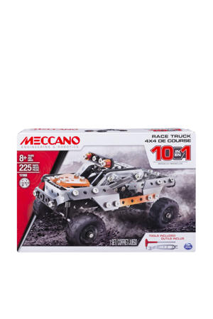 10-in-1 Race Truck set