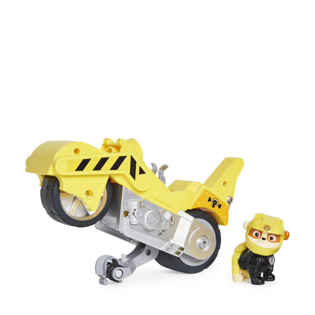 Paw Patrol  Moto Pups themed vehicle - Rubble, Multi kleuren