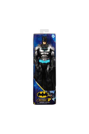 Bat-Tech-actiefiguur 30 cm (zwart-blauwe outfit)