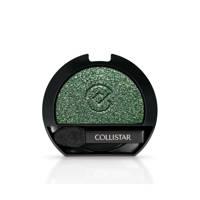 Collistar Refill Impeccable Compact Eye Shadow 340 Smeraldo Frost, Smeraldo frost