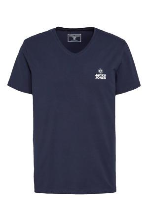 T-shirt Florian navy blazer