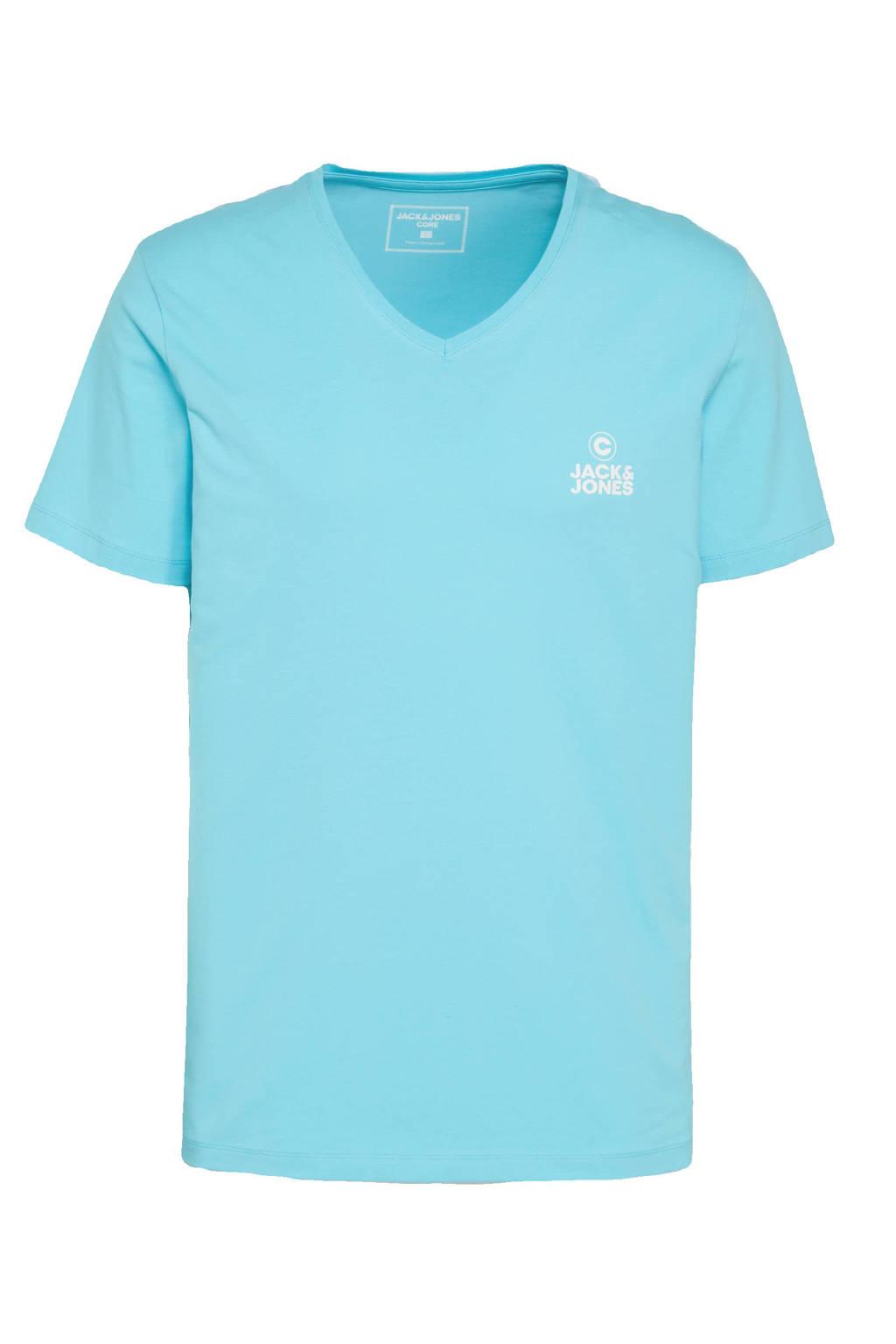 JACK & JONES CORE T-shirt Florian bachelor button, Bachelor Button