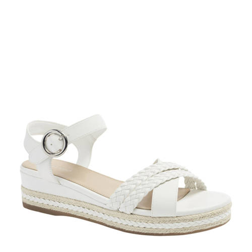 Graceland sleehakken wit