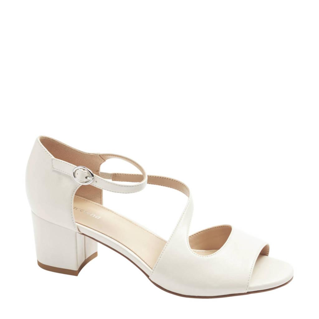 Graceland   sandalettes wit, Wit