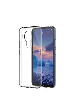 5.4 Clear case t Nokia 5.4 TPU telefoonhoesje (Transparant)
