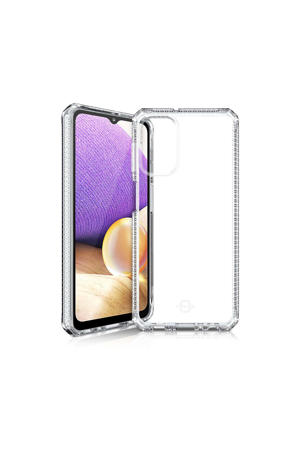 A32 5G S Samsung A32 5G Spectrum Clear Cover telefoonhoesje