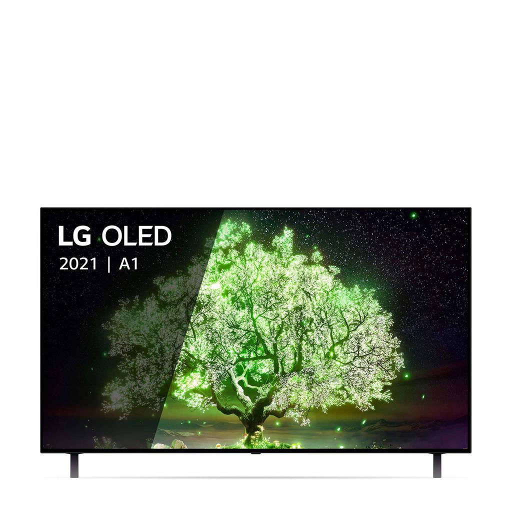 LG OLED55A16LA 4K Ultra HD TV, 55 inch (140 cm)