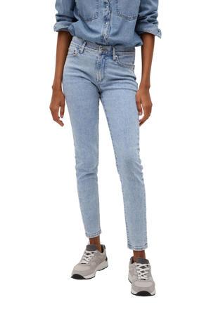 skinny jeans light denim bleached