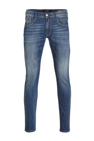 slim fit jeans Anbass 10.5 oz dark indigo