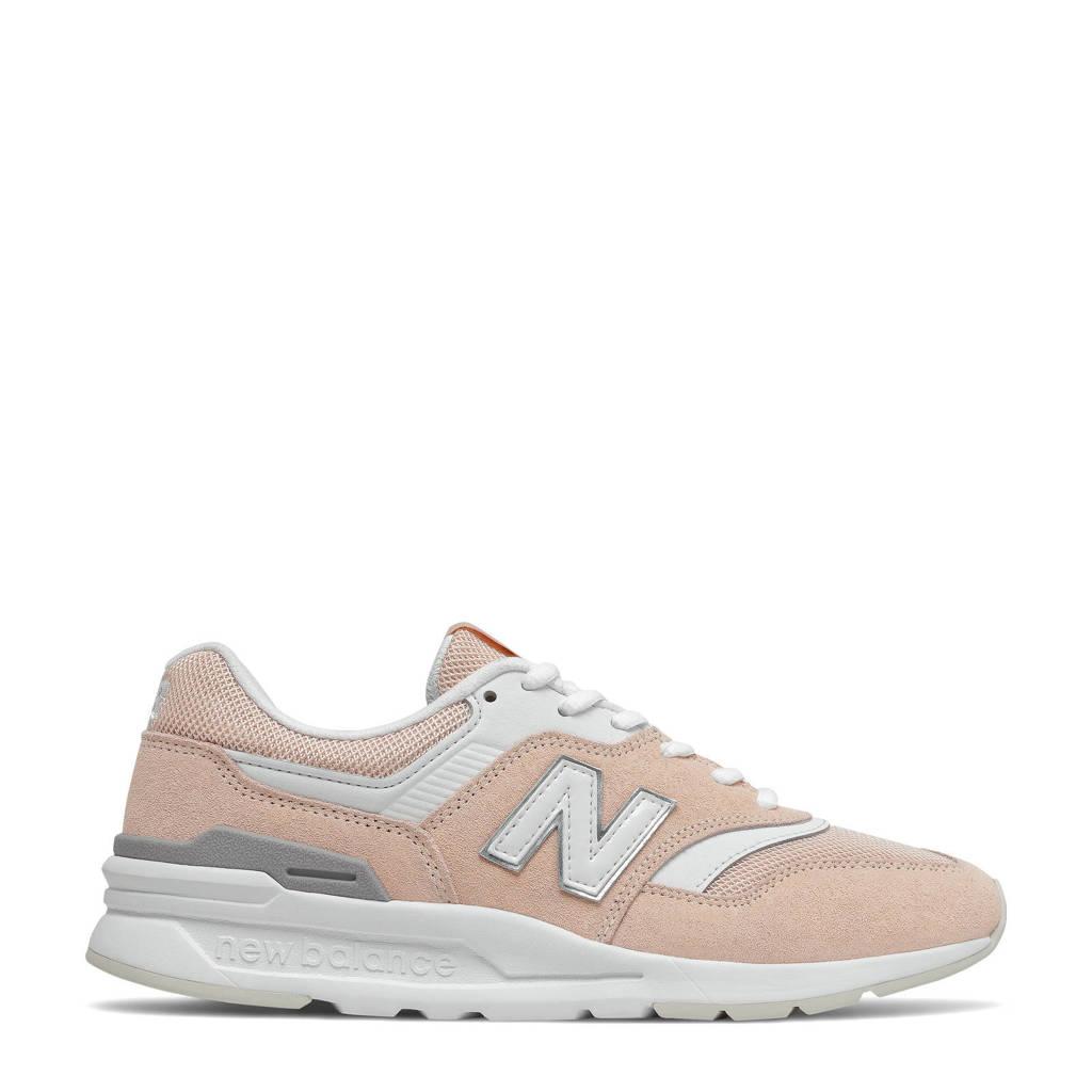 New Balance 997  sneakers lichtroze/wit, Lichtroze/wit