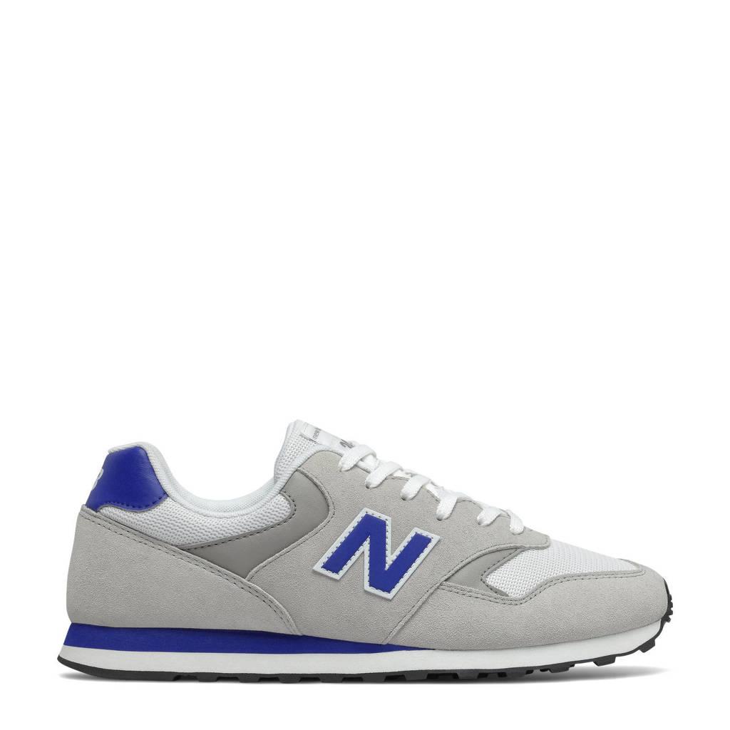 New Balance 393  sneakers grijs/blauw, Grijs/blauw