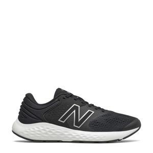 520  hardloopschoenen zwart/wit