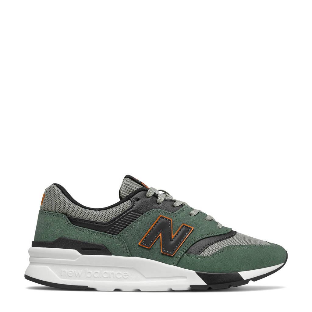 New Balance 997  sneakers groen, Groen