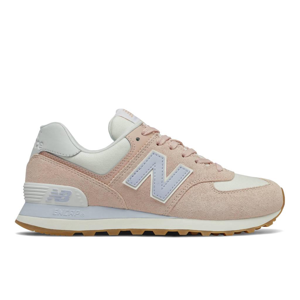 New Balance   sneakers roze/wit, Roze/wit