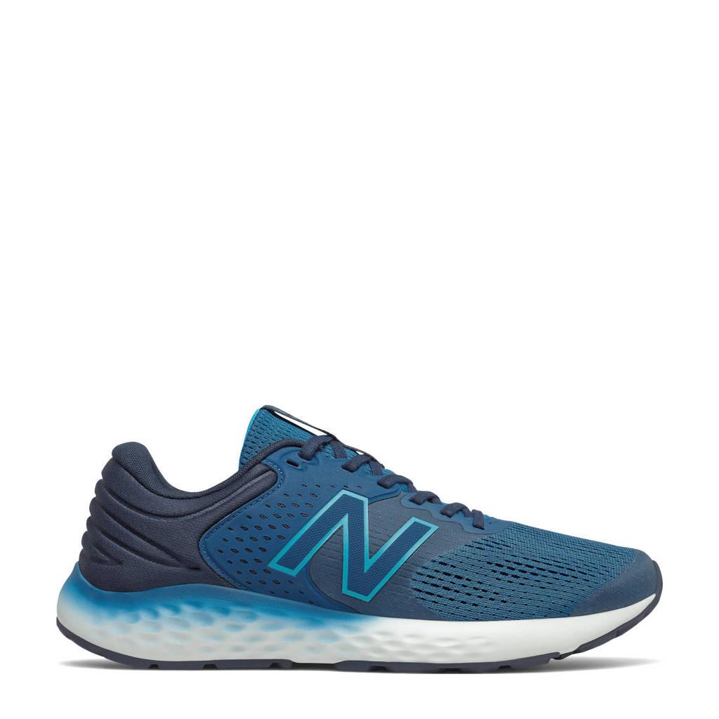 New Balance 520  hardloopschoenen blauw, Blauw