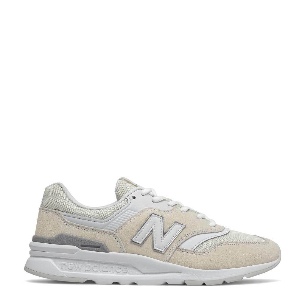 New Balance 997  sneakers ecru/wit, Ecru/wit