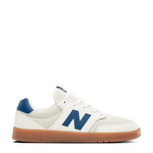 425  sneakers wit/blauw