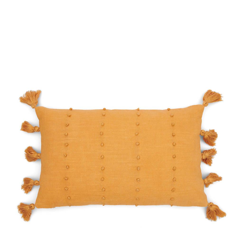 Riviera Maison sierkussenhoes  (50x30 cm), Oranje