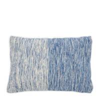 Riviera Maison sierkussenhoes Rhythm  (45x65 cm), Blauw