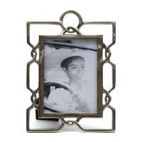 Riviera Maison fotolijst  (23x23 cm), Zilver